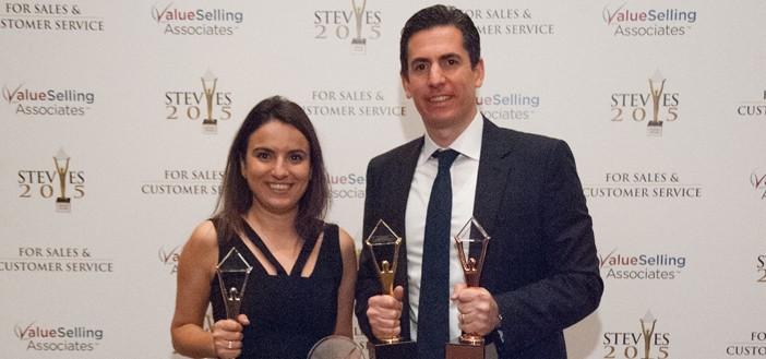 Avea'ya Stevie Ödülleri'nden 9 Ödül